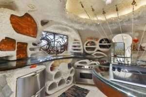 Необычный дом в Калифорнии (10)