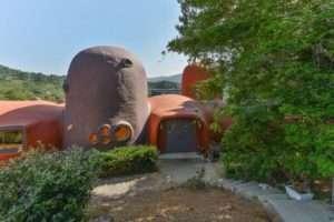 Необычный дом в Калифорнии (2)