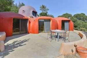 Необычный дом в Калифорнии (20)