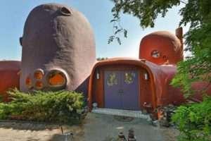 Необычный дом в Калифорнии (4)