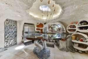 Необычный дом в Калифорнии (9)