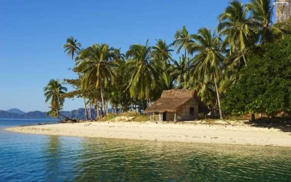 20 одиноких домиков на островах (4)