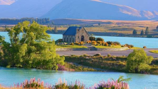 20 одиноких домиков на островах (8)