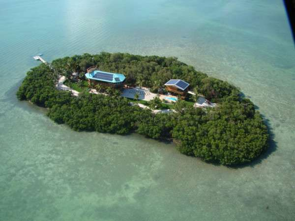 Melody Key Private Island in Florida on Sale for $10 Million