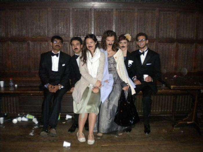Випускний в Кембриджі (33 фото)