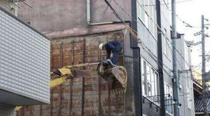Суворі будні працівників ЖКГ (28 фото)