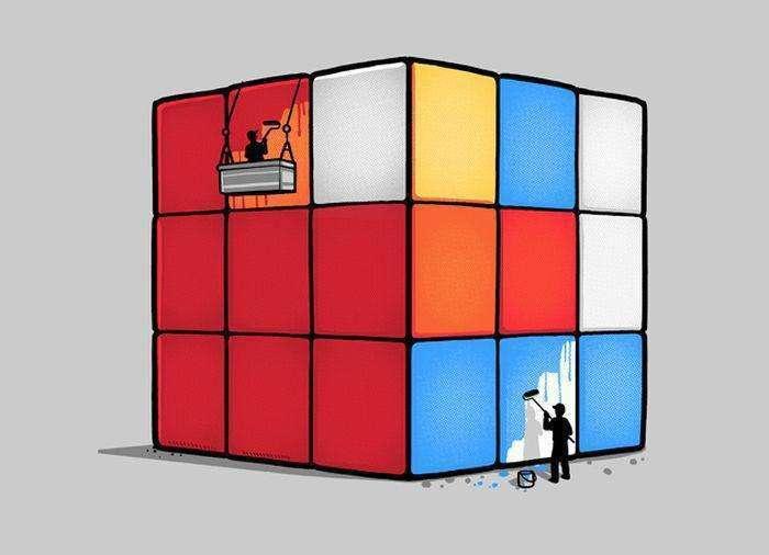 Кумедні ілюстрації Начо Діаза (26 фото)