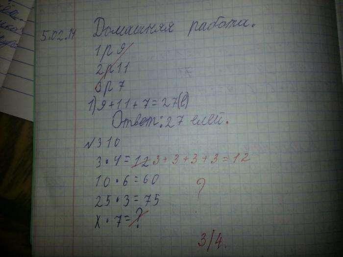 За що знижують оцінку дитині в школі незрозуміло!!! (5 фото)