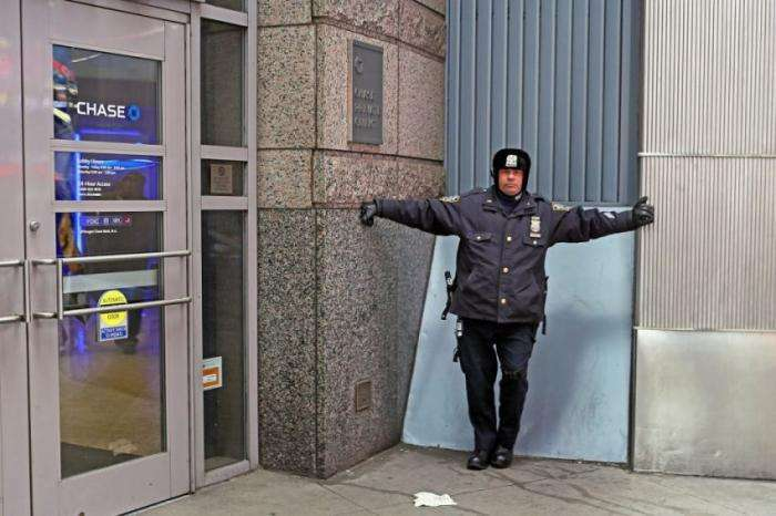 Незвичайні люди на вулицях Нью-Йорка (47 фото)