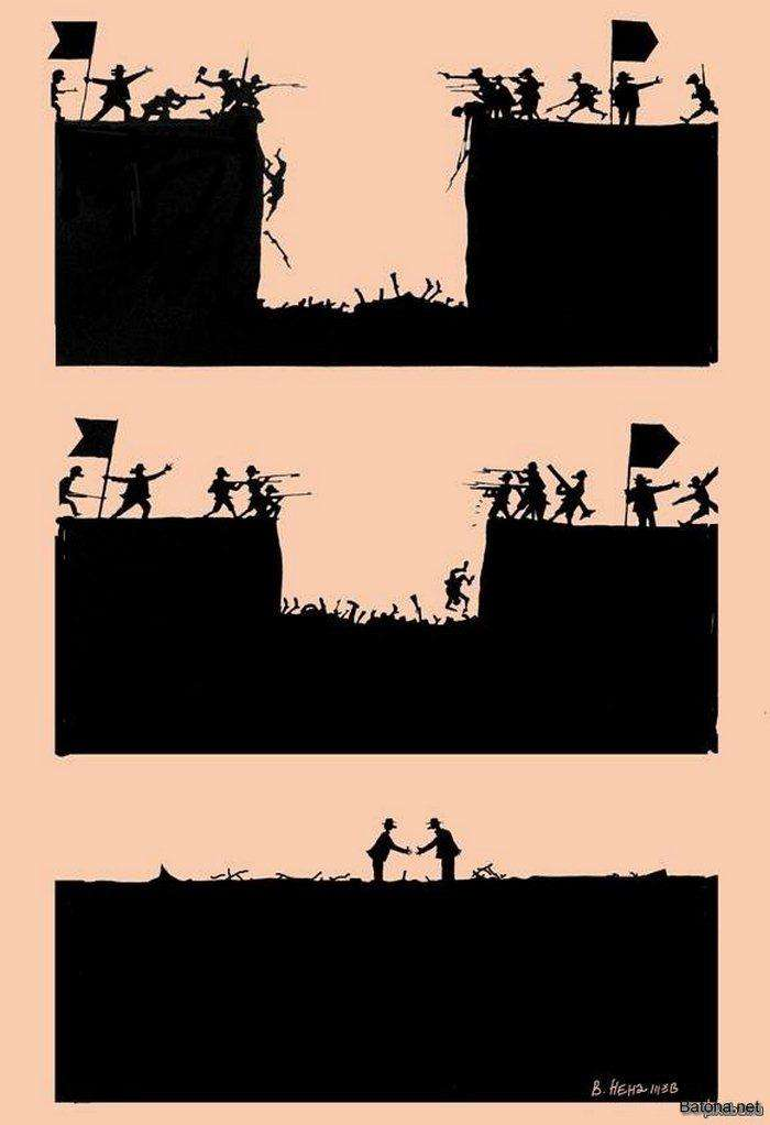 Підбірка коміксів і приколів №69 (35 картинок)