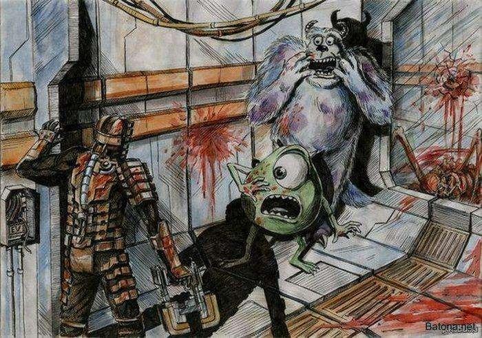 Підбірка коміксів і приколів №70 (40 картинок)