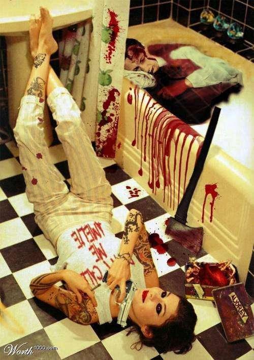 Зірки зомбі (51 фото)