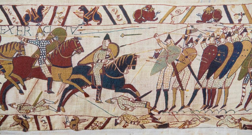 Вильгельм Завоеватель, истоки средневекового рыцарства История