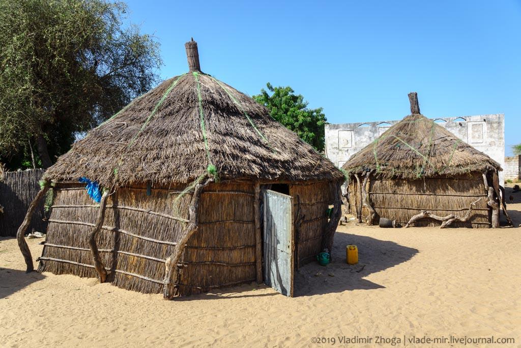 Чем живет сенегальская деревня
