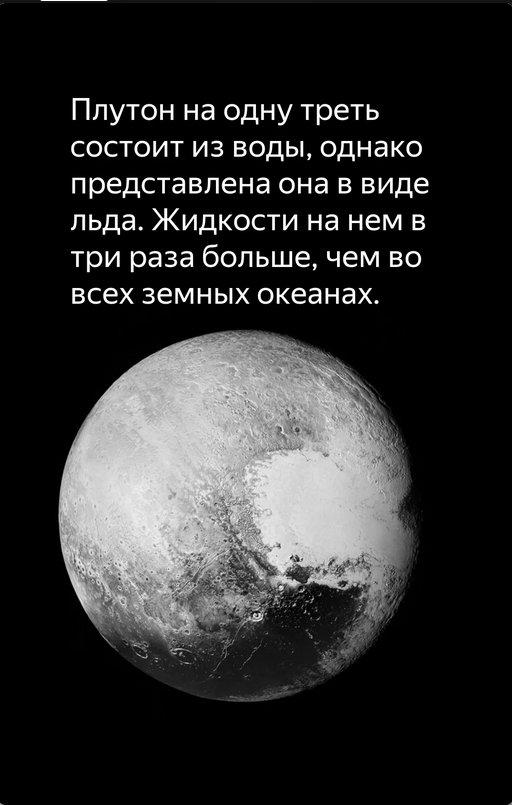 Плутон знает свое место Юмор