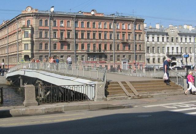 Необычная история Горсткина моста Всячина