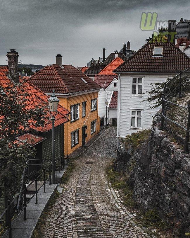 Берген, Норвегия берген, норвегия