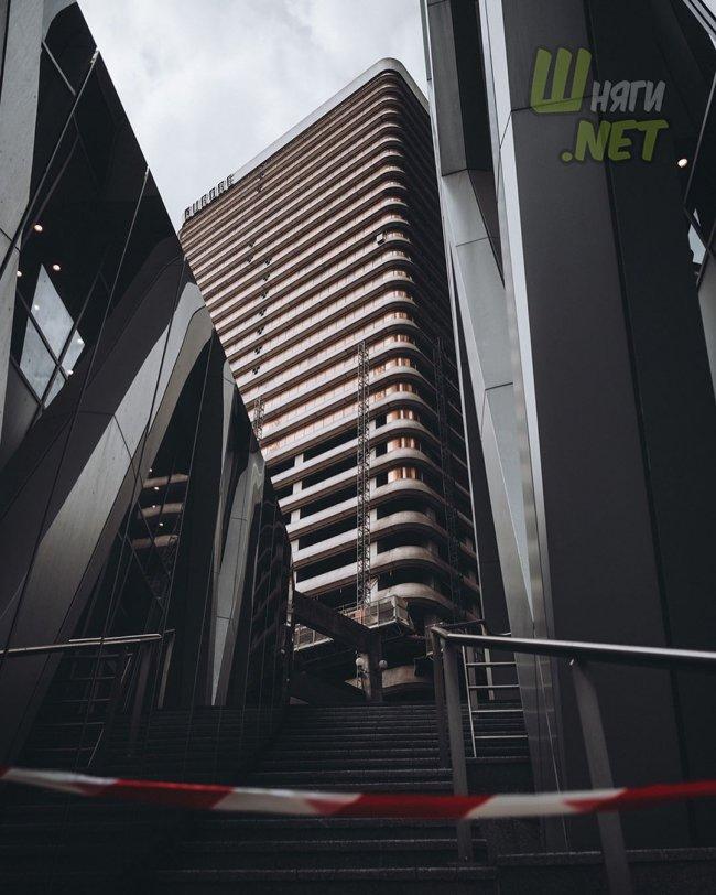 Парижский Манхэттен париж