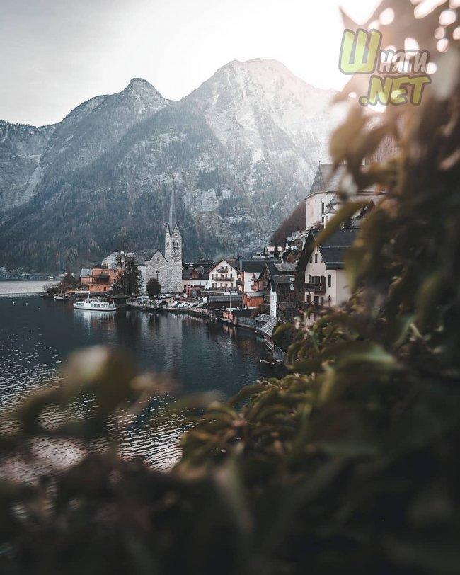 Австрия — небольшая, но прекрасная страна австрия