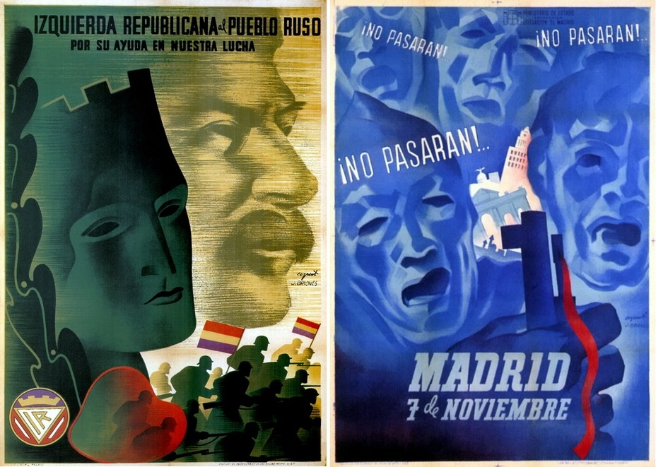 Последняя война романтиков Испания