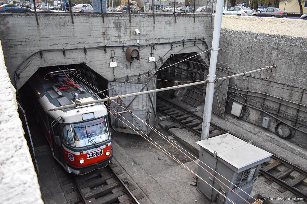 Красноярск вляпался в метро, опять трамвай