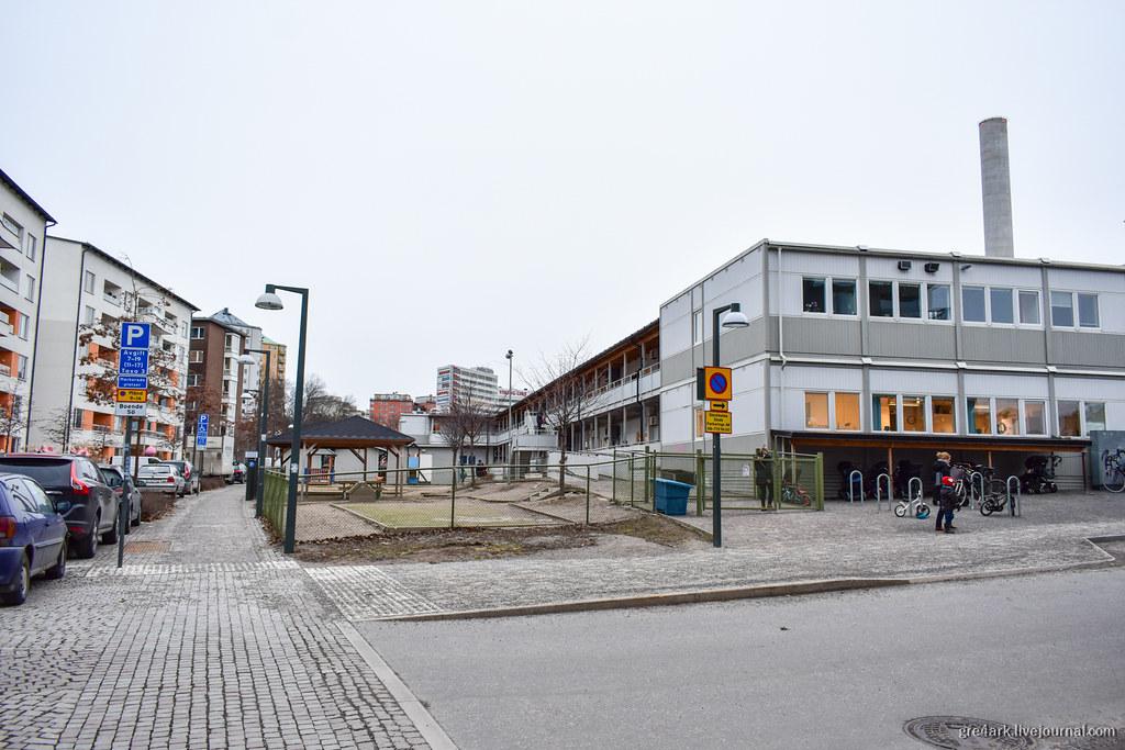 Будут ли довольны потомки новым районом? архитектура
