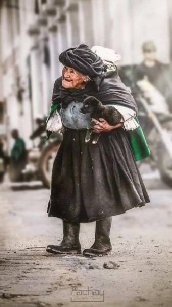 10 сильных фото, от которых сжимается сердце Интересное