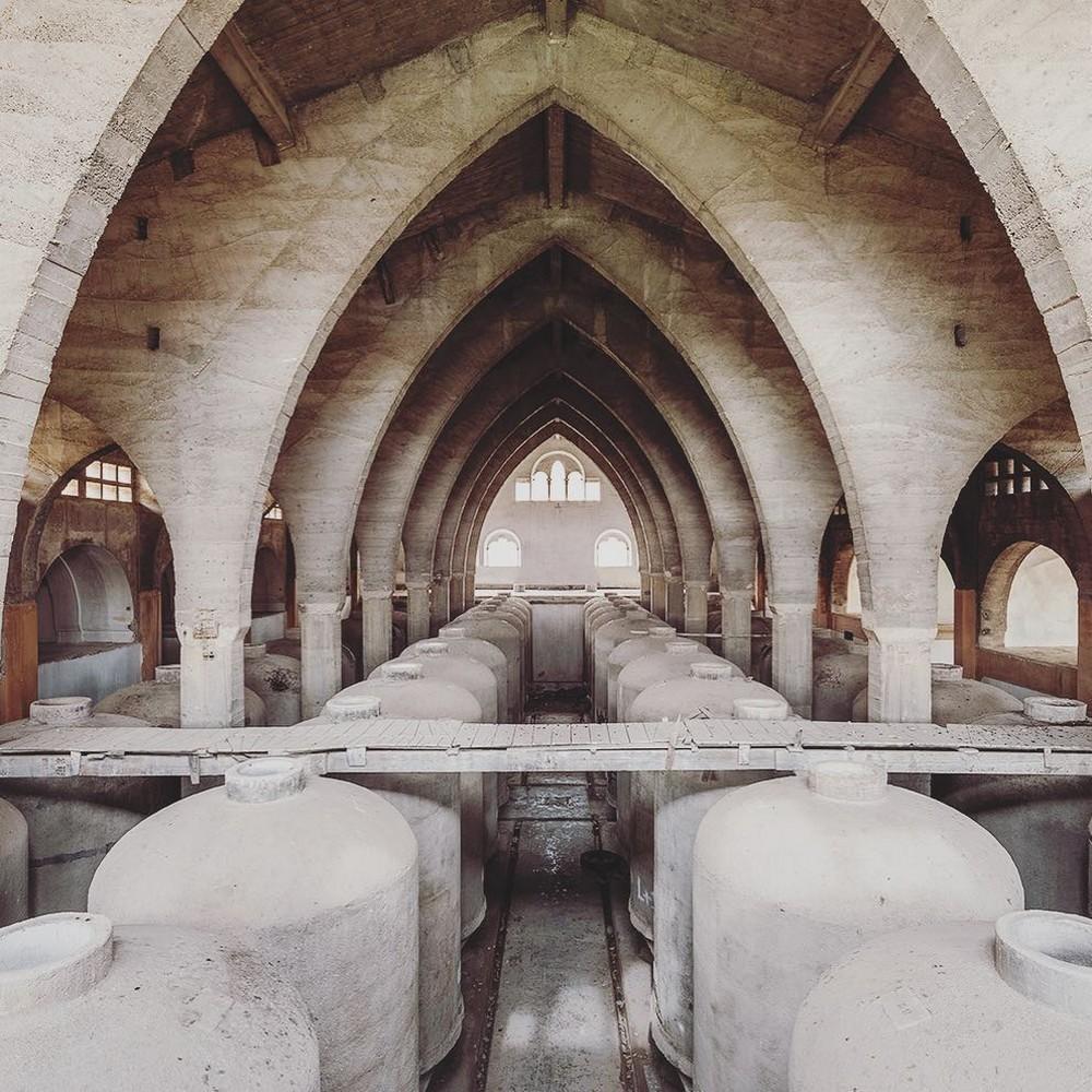 Красивые заброшенные места на снимках Реджинальда Ван де Вельде МиР
