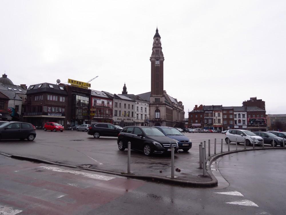 Шарлеруа - центр бельгийской промышленности и депрессняка Бельгия