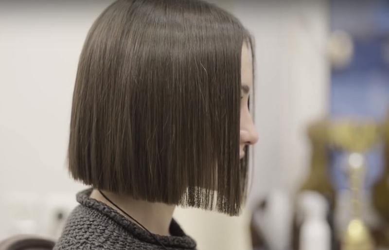 Подборка стрижек для средней длины волос Советы