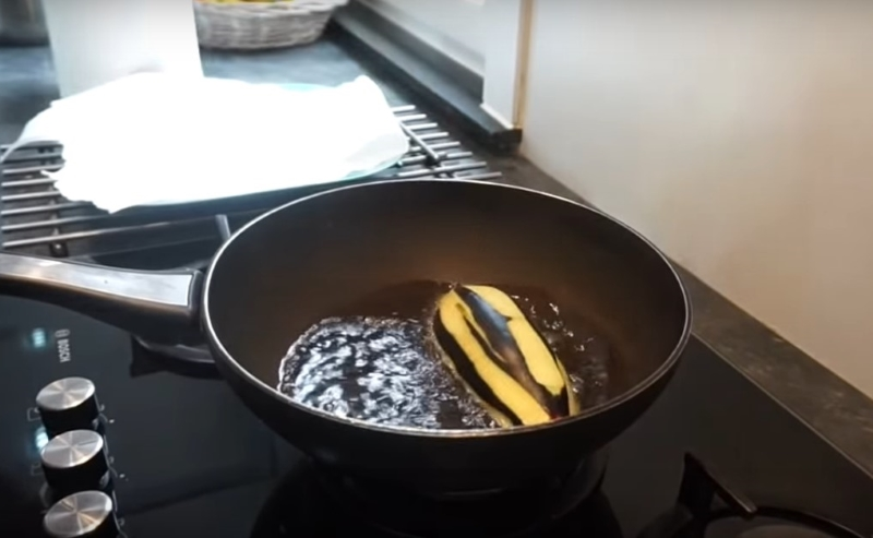 Рецепт фаршированных баклажанов Видео