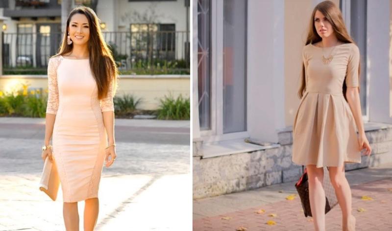 Подборка стильных весенних платьев Вдохновение