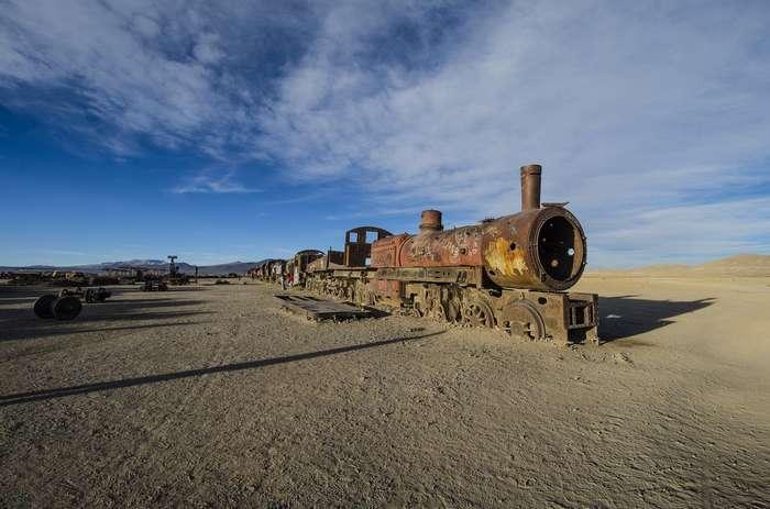 Романтика заброшенной железной дороги Интересное