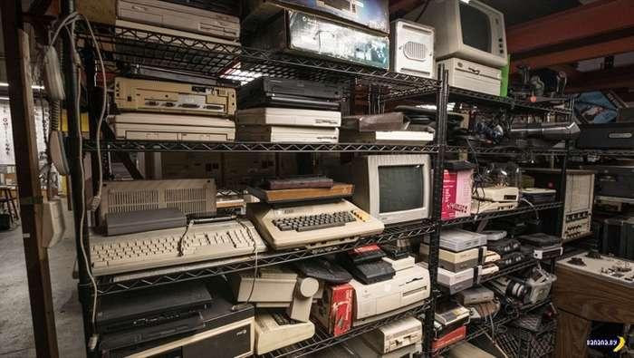 Старая электроника для кино и сериалов Интересное