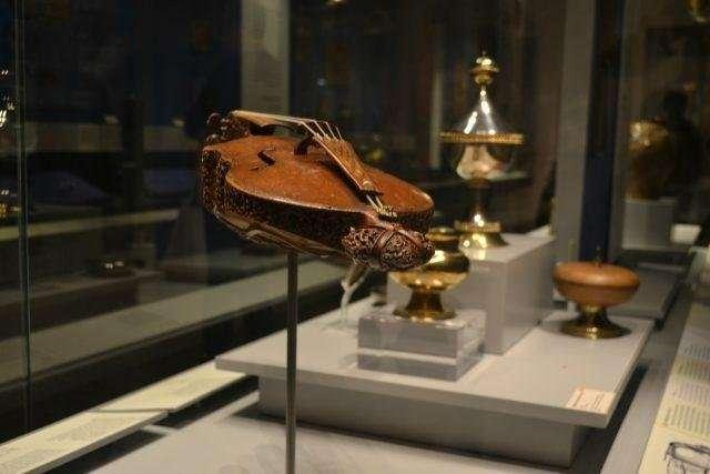 Цитол — загадочный старинный музыкальный инструмент Интересное