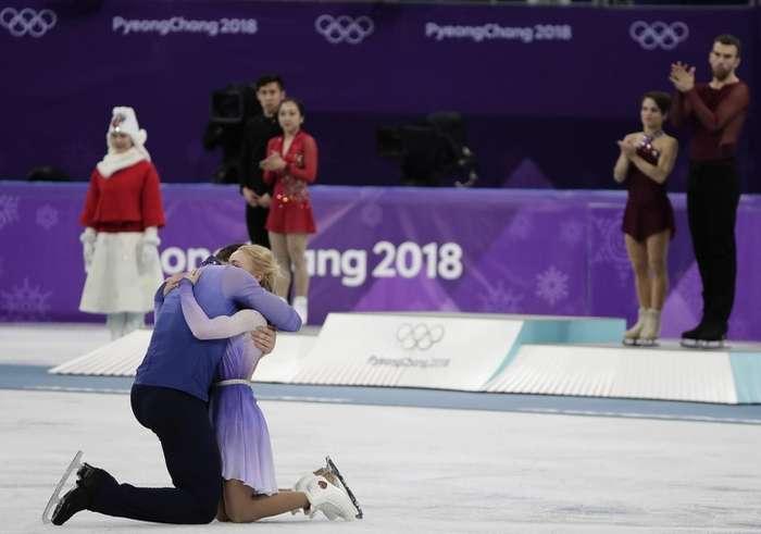 История фигуристки, которая шла ксвоему главному золоту пять Олимпиад Интересное