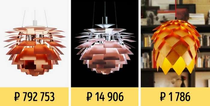15культовых дизайнерских предметов, которым нашлись бюджетные аналоги наAliExpress Интересное