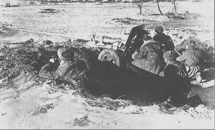 Рассказы об оружии. 57-мм противотанковая пушка ЗиС-2   Интересное