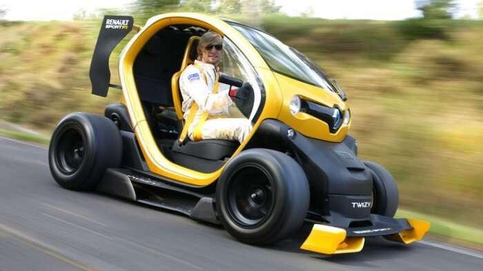 Оригинальные и странные транспортные средства   авто