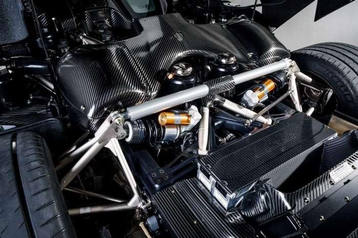 Koenigsegg Naked Carbon: первый гиперкар с кузовом из голого углеродного волокна авто