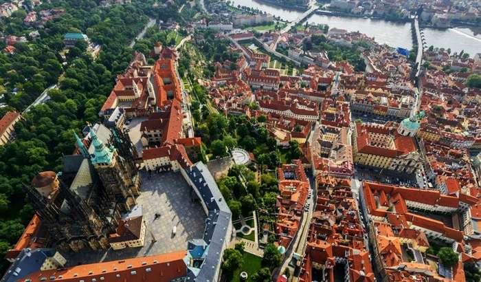 Любопытное о Праге Интересное