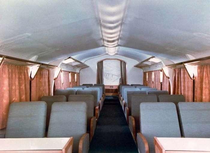Baade-152: невеселая история первого и единственного пассажирского авиалайнера ГДР хай-тек