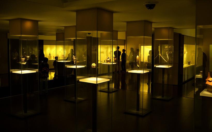 Музей золота, в котором все экспонаты сделаны из драгоценного металла авиатур