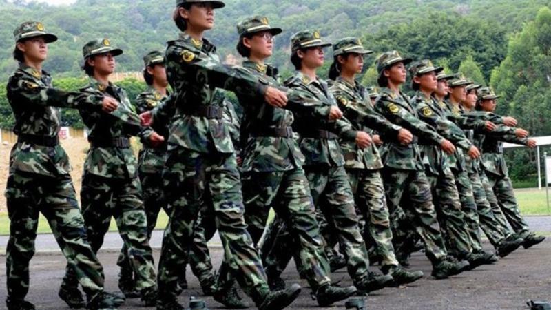 Лучшие отряды женского спецназа армия
