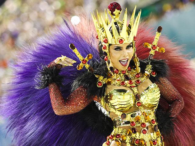 В Рио будут танцевать!