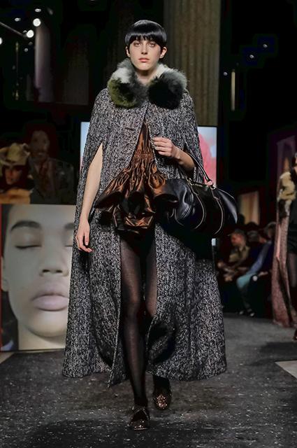 Неделя моды в Париже: Гвендолин Кристи, Эль Фаннинг, Маша Федорова и другие на показе Miu Miu осень-зима 2019/2020 Новости моды