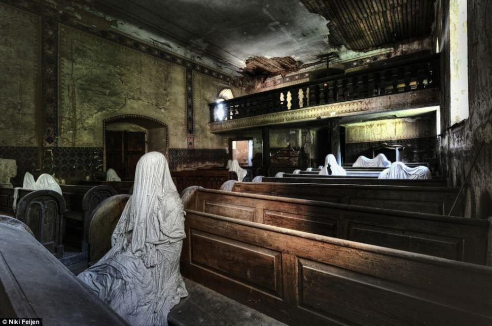 29 раз, когда кто-то сделал фотографию - и начал верить в существование призраков
