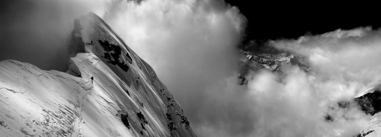Мощные фотографии пятой по величине вершины мира природа