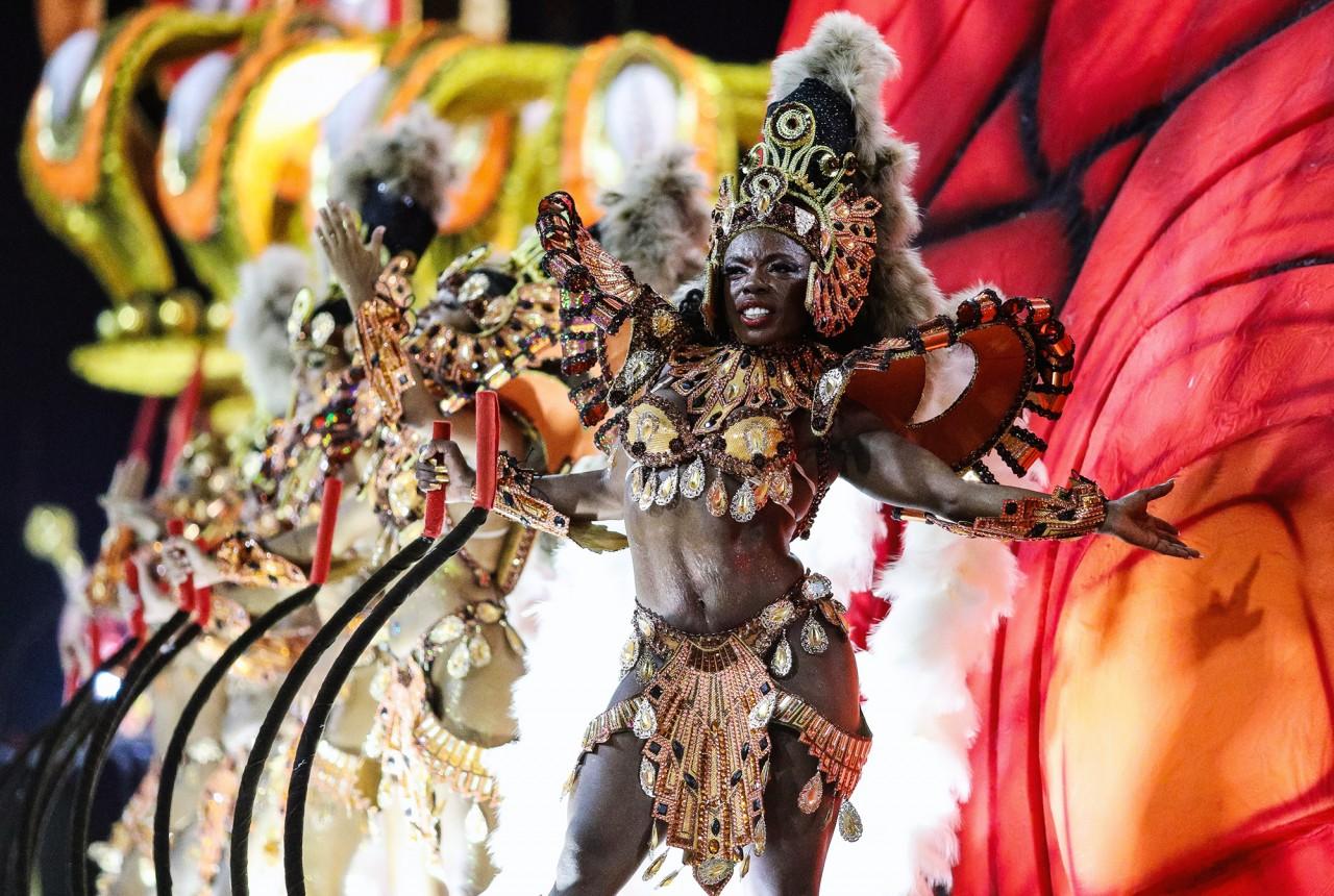 Карнавал в Рио 2019 карнавалы