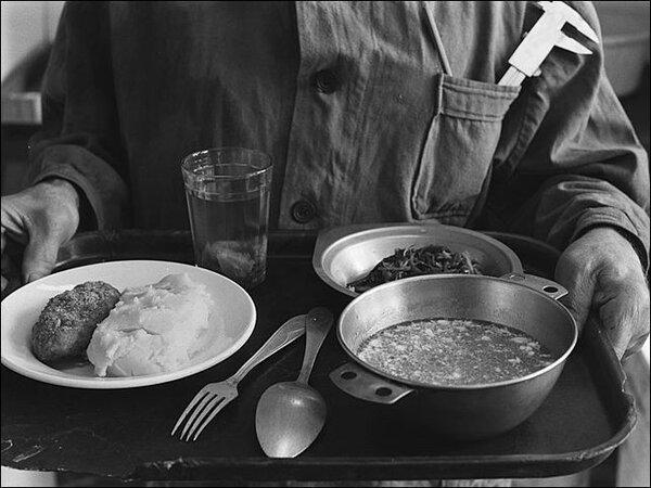 Общепит СССР. Как накормить трудящихся?